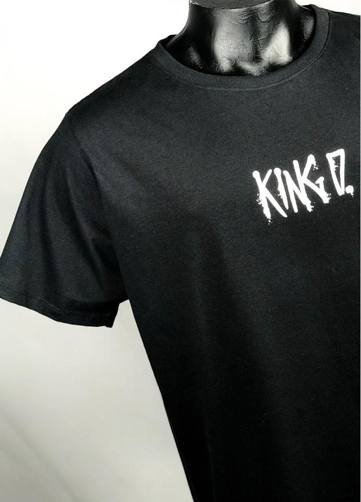Camiseta The Fresh  Preta - King D